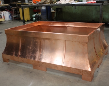 Copper Work